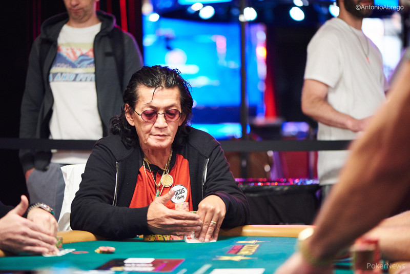 Texas Hold 'em when to fold up poker