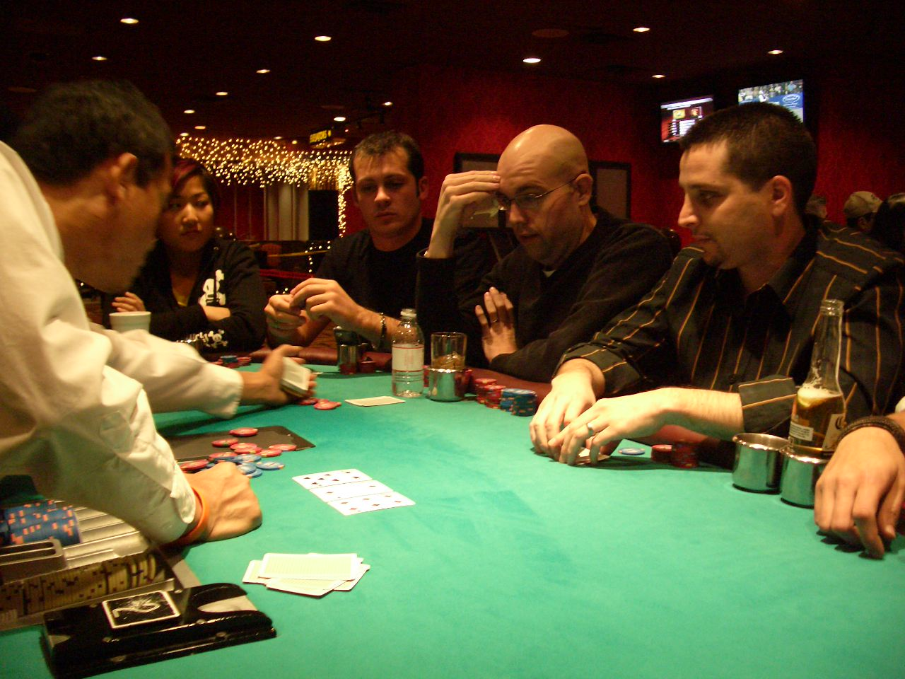 Which what is truly making Texas Hold Em Poker History?