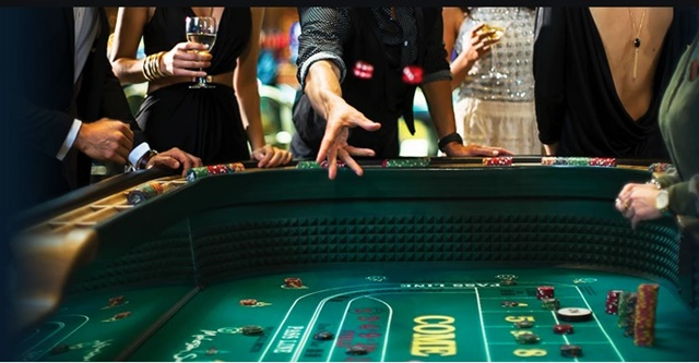 Gambling Is Your Biggest Wager To Expand