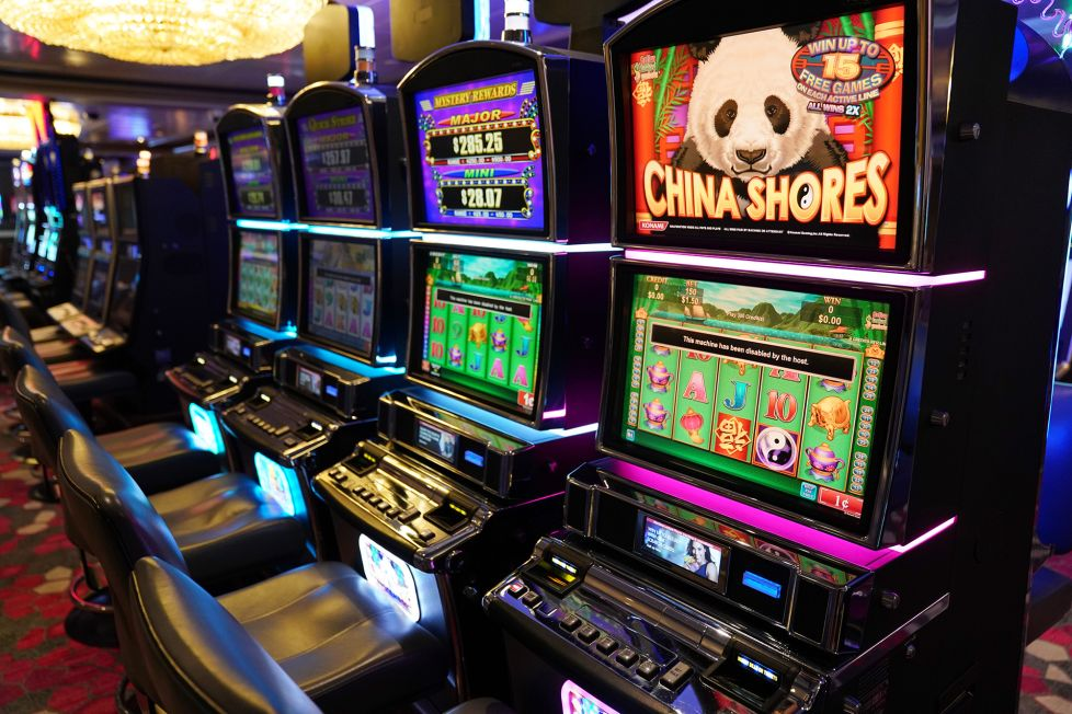 Tricks To Reinvent Your Casino And Win