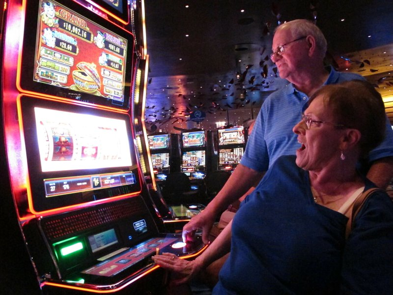 Experience the thrill of playing the best slot games