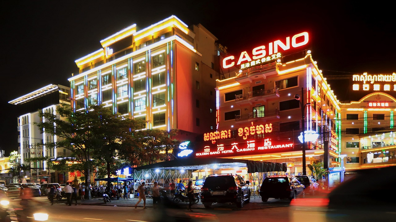 7 Methods You Possibly Can Reinvent Casino WithOut Looking Like An Beginner