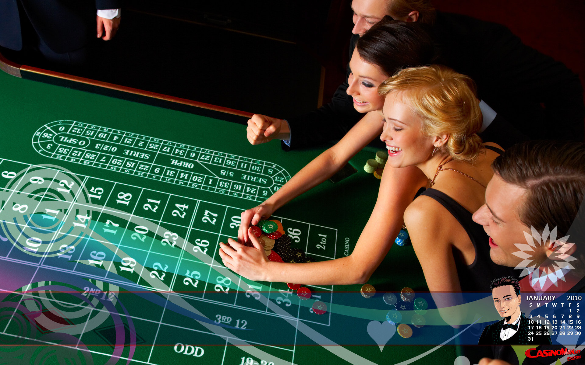 How Did We Get There? The History Of Casino Informed By Tweets