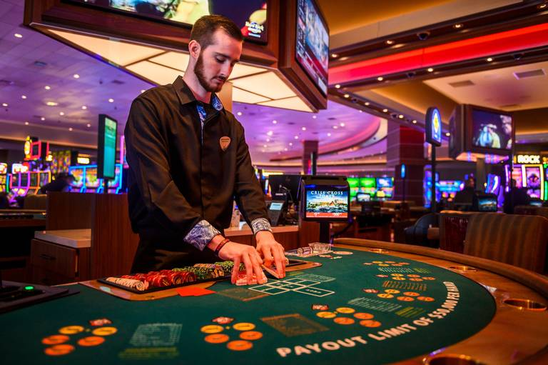 Five Small Adjustments That Will Have A Huge Effect On Your Casino